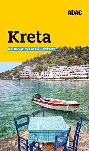 ADAC Reiseführer plus Kreta: Das ADAC Reise-Set mit Maxi-Faltkarte zum Herausnehmen