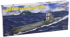 Hobby Boss - Submarino de modelismo Escala 1:700 Importado de Alemania