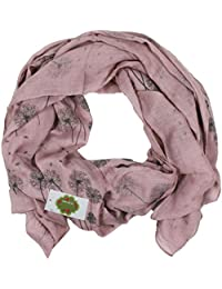New with Tags Dandelion Print Scarves Women Scarf (Pink)