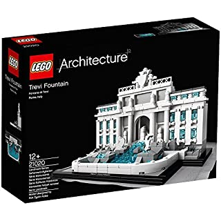 Lego Architecture 21020 - Fontana di Trevi (B00H9Y22RE) | Amazon price tracker / tracking, Amazon price history charts, Amazon price watches, Amazon price drop alerts