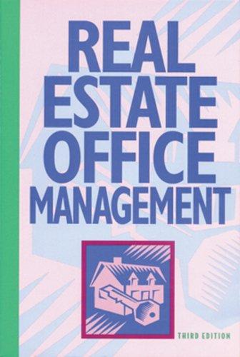 Real Estate Office Management, 4E