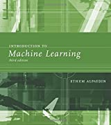 Introduction to Machine Learning (Adaptive Computation and Machine Learning series) by Ethem Alpaydin (2014-08-22)