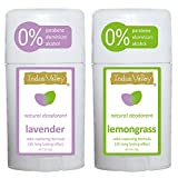 #7: Indus Valley Deo Stick Combo of Lavender and Lemongrass 100g