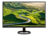 Acer R271bmid 27 Inch FHD Monitor, Black (IPS Panel, 4 ms, ZeroFrame, HDMI, DVI)