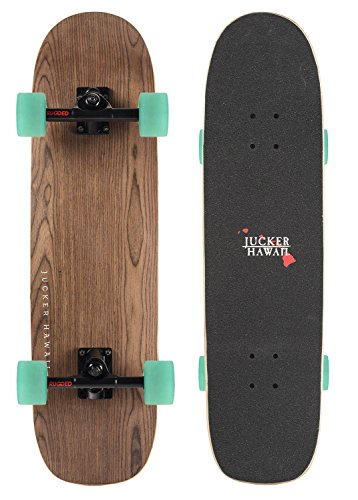 JUCKER HAWAII Carving Skateboard Skatesurfer ® NUHA (Mens-deck-cruiser)