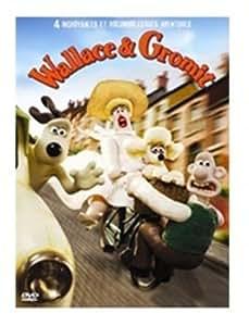 Wallace et Gromit : Rasé de près, Une grande excursion, Un mauvais pantalon, Un sacré pétrin