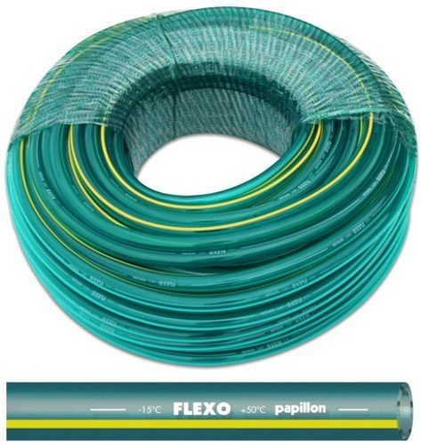 Papillon Tubo para irrigazone anticongelante Flexible Bomba Col. Verde MT 50 mm 25 x 34
