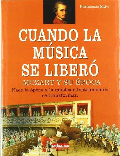 Mozart y su tiempo (Libro Amigo (malsinet))