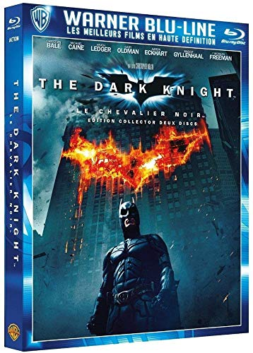 Batman - The Dark Knight, Le Chevalier Noir [Blu-ray] [FR Import] Preisvergleich