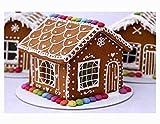 Handmade Small Gingerbread House Kit Christmas Fun