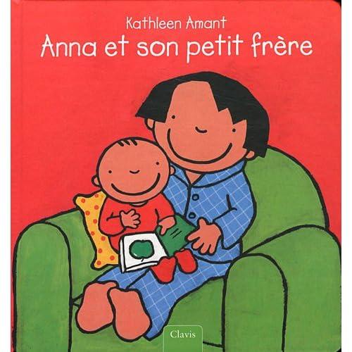 Anna et son petit frère