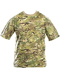 Kombat UK Men's Adult Camo T-Shirts