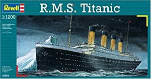 Revell R.M.S. Titanic Plastic Model Kit