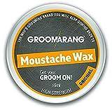 Groomarang - Cera originale per baffi e barba