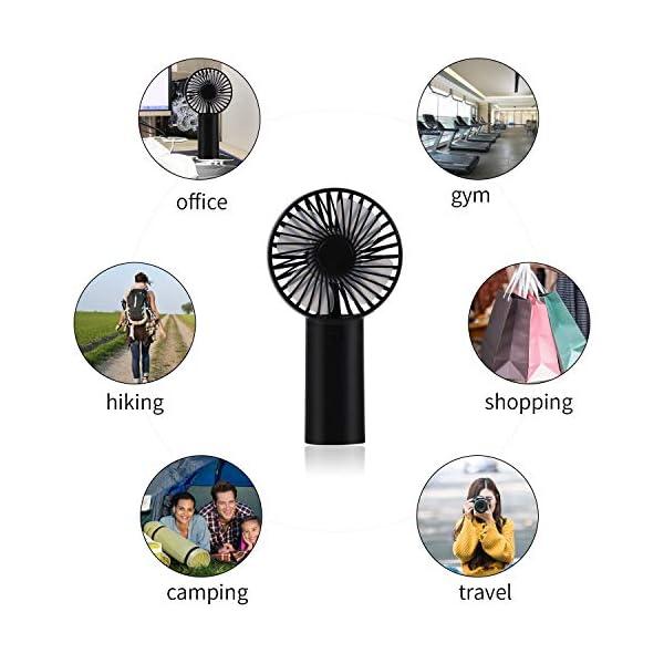 Mini-Ventilador-de-Mano-Personal-Porttil-Ventilador-con-batera-de-4000mAh-hasta-6-10-horas-de-tiempo-de-trabajo-Recargable-Ventilador-con-3-Velocidad-para-Cualquier-Uso-Viajes-y-Oficina-u-Hogar