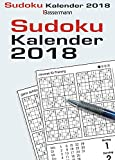 Sudokukalender 2018 Bild