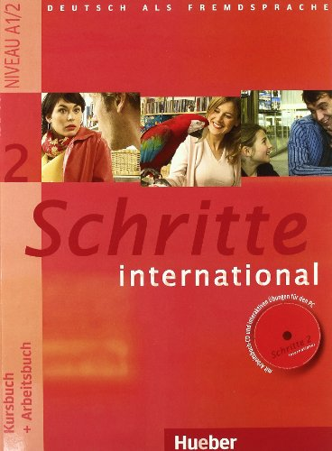 SCHRITTE INTERNATIONAL 2 KB+AB+CD+XXL