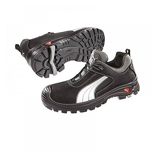 Puma Chaussures de Sécurité pour Homme Schwarz 44