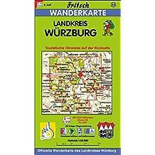 Landkreis Würzburg Karte.Suchergebnis Auf Amazon De Für Würzburg Umgebung Karten