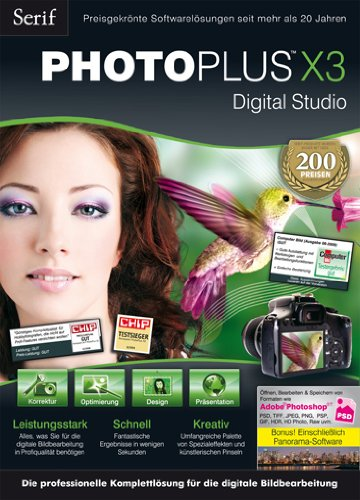 PhotoPlus X3