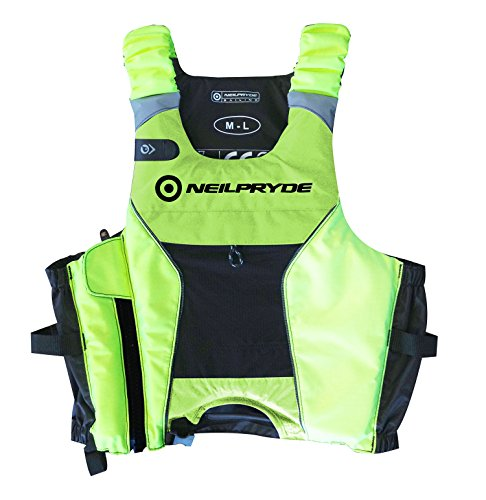 Neil Pryde ELITE Junior Buoyancy Aid / Vest - Hi Vis