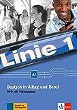 Linie 1 A1: Deutsch in Alltag und Beruf. DVD-Video mit Videotrainer