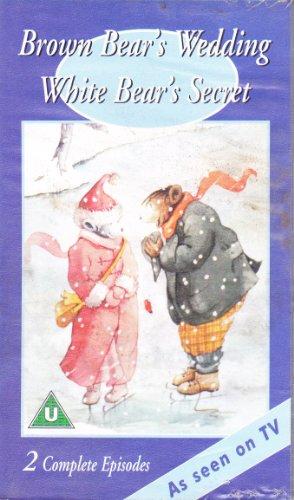 Preisvergleich Produktbild Brown Bear's Wedding / White Bear's [VHS] [UK Import]