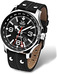 Vostok Europe Expedition North Pole relojes hombre 515.24H-595A500