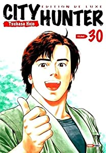 City Hunter - Nicky Larson Edition de luxe Tome 30