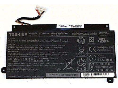 TOSHIBA Original Akku für TOSHIBA Satellite Radius 15|PA5208U-1BRS entspricht Akkutyp PA5208U-1BRS Hochleistung Laptop Batterie Li-Ion (Toshiba Computer-laptop-batterien)