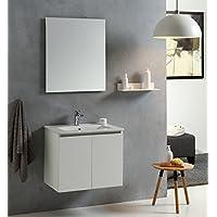 Amazon.it: mobili bagno sospesi: Casa e cucina