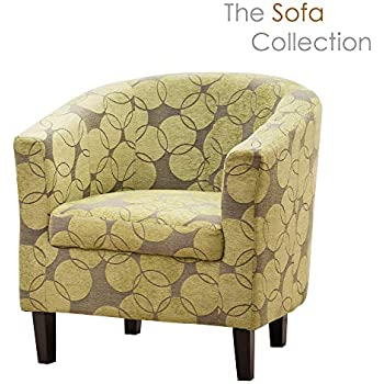 Sofa - Collection Green Funky Fabric Benissa Tub Chair ...