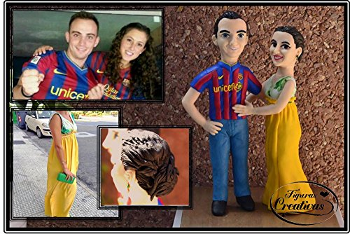 Wedding figures for weddings or gifts and original persolizados