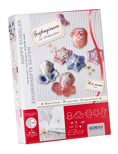 Glorex GmbH Soap Fix Creativset Seife Weihnachten