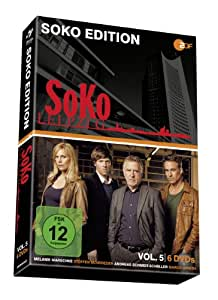 soko edition soko leipzig vol 5 6 dvds marco girnth melanie marschke andreas. Black Bedroom Furniture Sets. Home Design Ideas