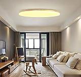 COCOL Nordic 5CM dünne helle LED-Runde und quadratische Deckenleuchte einfache Ein moderne Wohnzimmer Eingang Schlafzimmer Küche Balkon Deckenleuchte Leuchte japanische Energieeffizienz ++