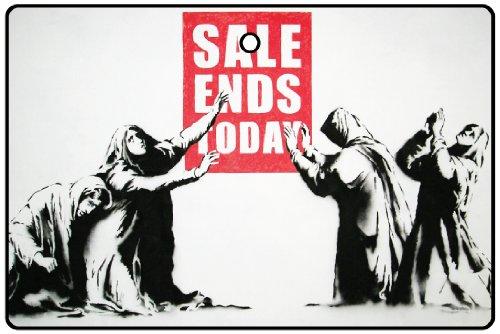 AAF Ambientador De Coche BANKSY SALE ENDS TODAY