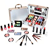 Beautycase Kosmetik Make-up ALU-Koffer