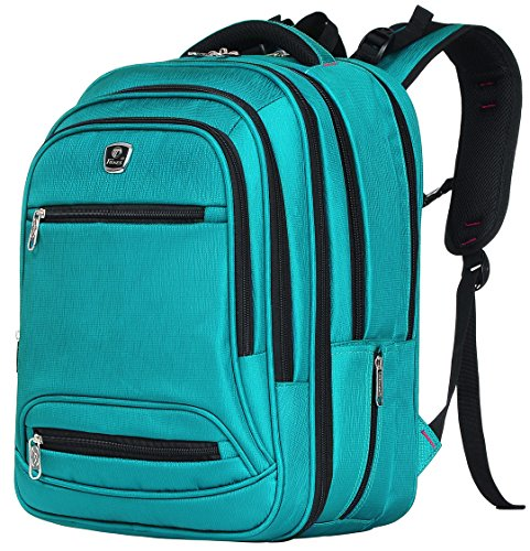 Taikes Laptop Backpack Up To 17-Inch Oilgreen24