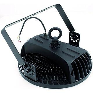 AdLuminis Decken-/Wandhalter für SMD LED Hallenstrahler, schwarz, Neigungswinkel 0° 45° 90°