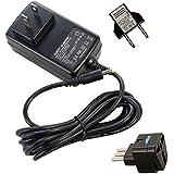 HQRP AC Adaptateur secteur pour JBL Flip 1, 6132A-JBLFLIP Enceinte / Haut-parleur Bluetooth stéréo portable sans fil