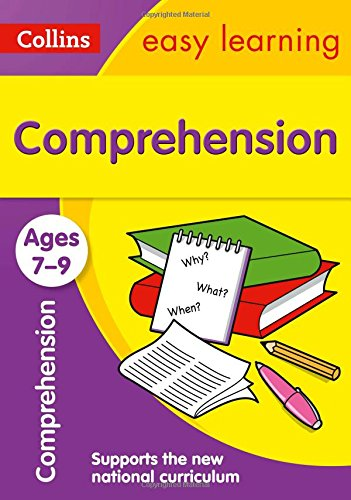 Comprehension Ages 7-9: New Edition (Collins Easy Learning KS2) por Collins Easy Learning