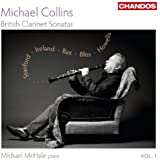 British Clarinet Sonatas Vol 1 (Chandos: CHAN 10704)