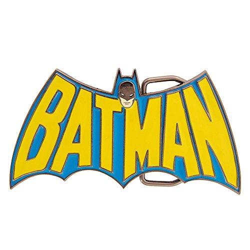 DC Comics Batman Retro Fibbia