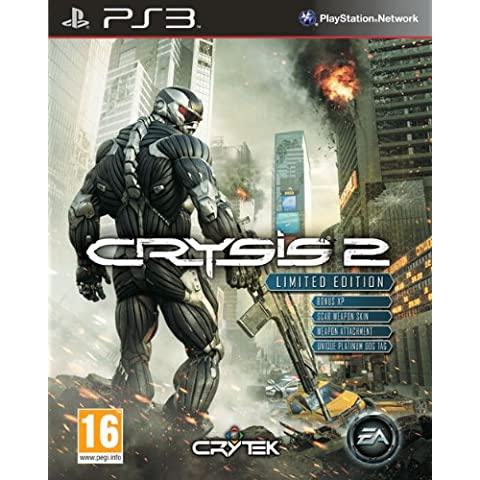 Crysis 2 - Limited Edition (PS3) [Limited Edition] [importación inglesa]