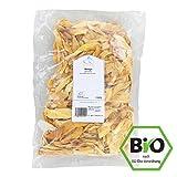 Getrocknete Mango Sorte Brooks ● Trockenfrüchte Ohne Zuckerzusatz ● Schwefelfrei ● Besonders Aromatisch ● Aus Burkina Faso ● 1 kg Packung ● KoRo Drogerie