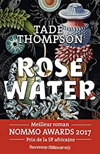 Rosewater par Tade Thompson