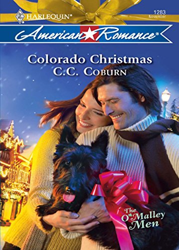 Colorado Christmas (Mills & Boon Love Inspired) (The O'Malley Men, Book 1) (English Edition)