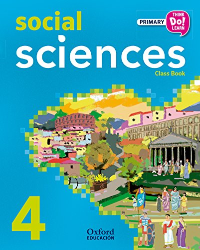 Pack andalucía social science primary 4 student's book (think do learn)