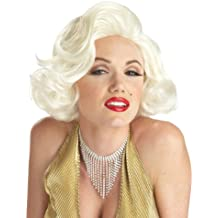 ? Classic Marilyn Monroe Wig Classic Marilyn Monroe wig Halloween Size: One Size (japan import)